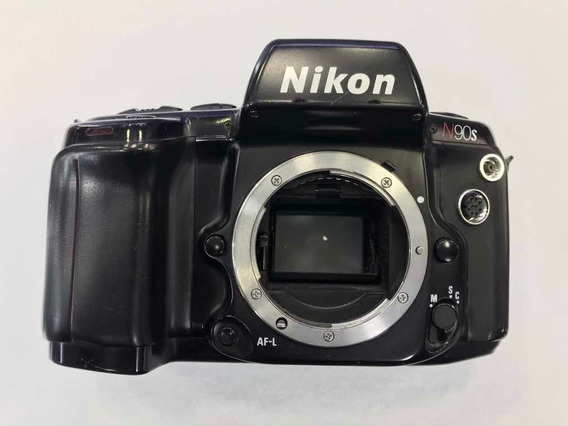 Cam. Nikon N90s Corpo ( Com Datador)
