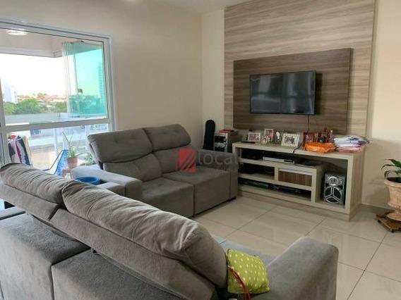 Apartamento Com 3 Dormitórios À Venda, 104 M² Por R$ 650.000 - Jardim Urano - São José Do Rio Preto/sp - Ap2129