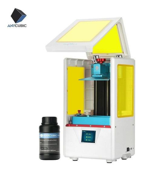 Impressora 3d Dlp Anycubic Photon S + Resina 750ml