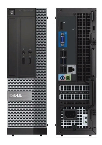 Computador Desktop Dell 3020 I3 - 500 Hd- 8 Gb Ram Com Win7