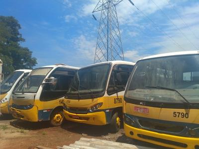 Micro Ônibus Rural Escolar Urbano