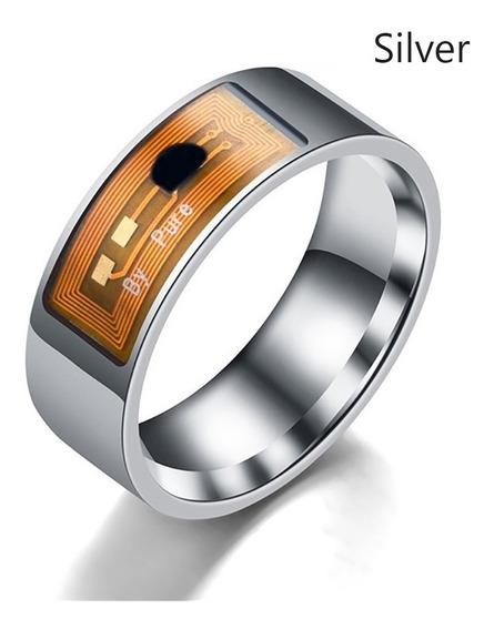 Smart Ring Anillo Inteligente Nfc Multifuncional Impermeable