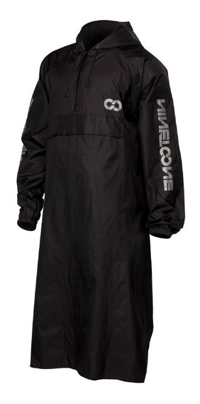 Equipo De Lluvia Moto Impermeable Nylon Nine To One Breaker