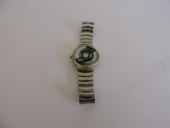 Relógio Original Yankee Street Riscado Funcionado Veja Video