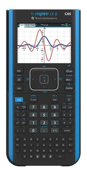 Calculadora Texas Ti Nspire Cx Ii Cas (lançamento 2019)