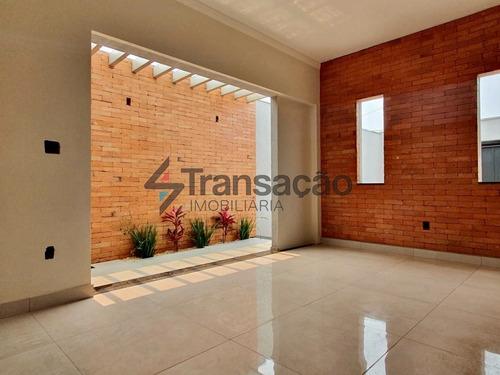 Imagem 1 de 10 de Casa À Venda Em Residencial Irineu Zanetti - Ca001425