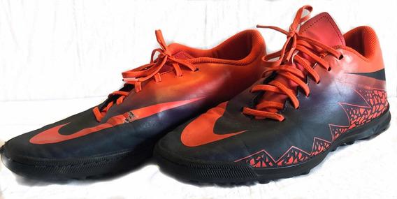Chuteira Masculina Nike Hypervenom Society - 42