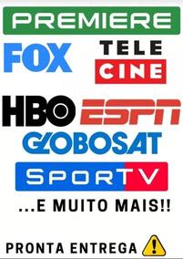 Promoção Premiere Play E Muito Mais! Garantia De 2 Anos!