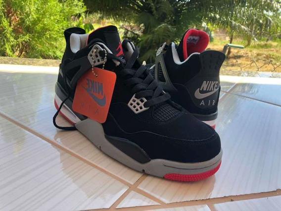 Nike Air Jordan 4 Bred 41