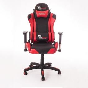 Cadeira Giratória Gamer - Para Jogos - Escritório / White