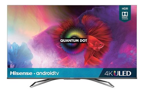 Imagen 1 de 7 de Smart Tv Hisense 65 H9g Quantum Series Android Uled 4k 65h9g