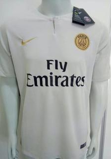 Camisa Nike Paris Saint Germain 18/19 Away Oficial