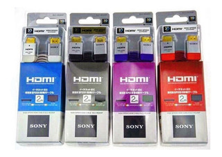 Cable Hdmi Sony Original Premium