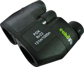 Binóculo Fox Com Ampliação 8x22 Visão 131m/1000m Echolife