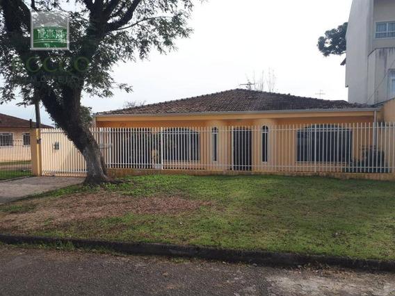 Terreno À Venda, 616 M² Por R$ 745.000,00 - Cidade Jardim - São José Dos Pinhais/pr - Te0035