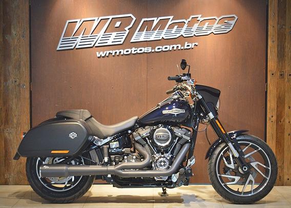 Harley-davidson Softail Sport Glide Flsb