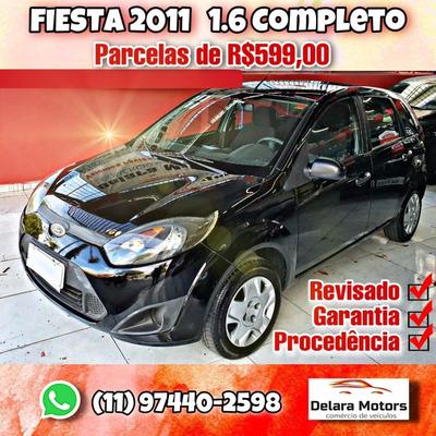 Fiesta 1.6 Flex