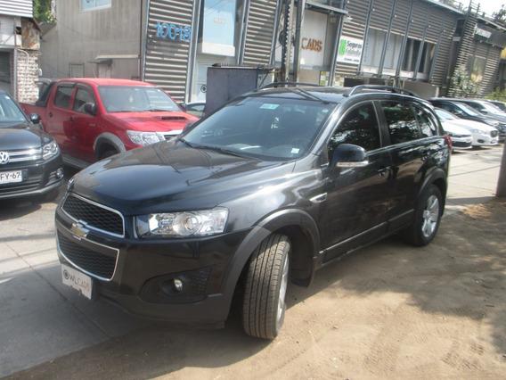 Chevrolet Captiva Iv Ls 2.4 2014