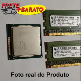 Processador Intel Core I3 3.30 Ghz + Memoria Ram 4 Gb Ddr3 4