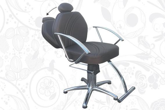 Cadeira Para Maquigem Reclinável Lorena Marri