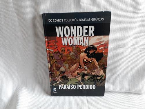 Imagen 1 de 4 de Wonder Woman Paraíso Perdido Dc Comics Salvat