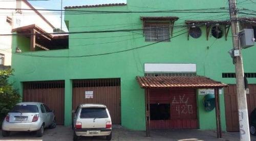 Sobrado Com 5 Moradias Para Locação No Palmeiras - 1674