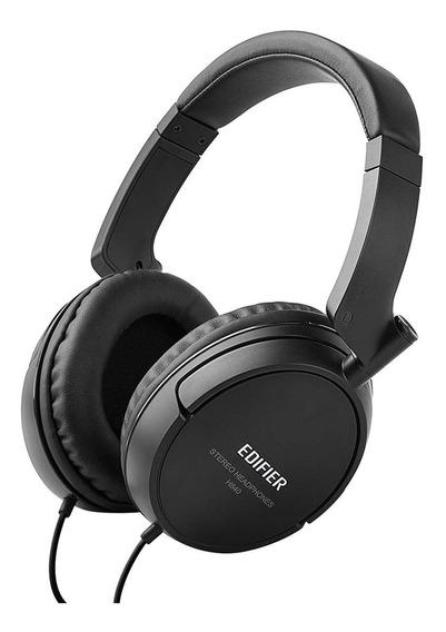 Fone de ouvido Edifier H840 black