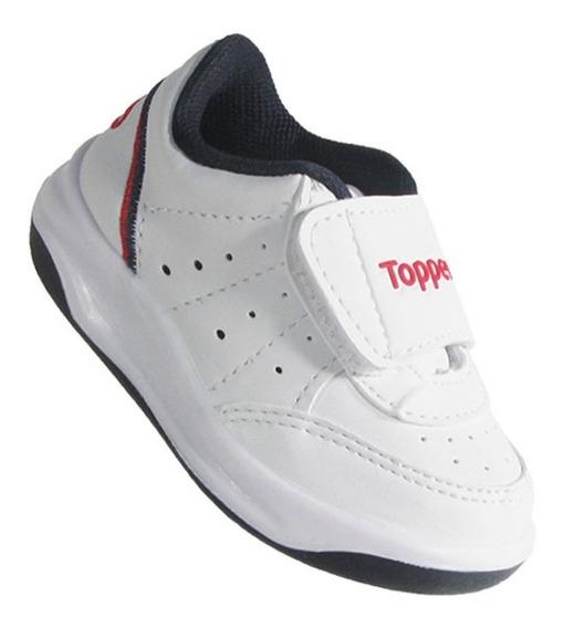 Zapatillas Topper Baby Xforcer Velcro 21624