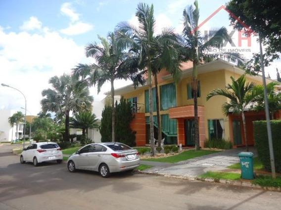 Sobrado Residencial 4 Quartos Sendo 3 Suítes. À Venda, Residencial Granville, Goiânia. - So0084