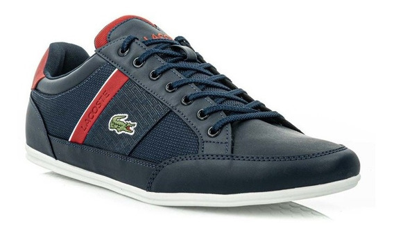 Lacoste Chaymon 319 3 Cma Nvy/red