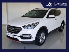 Hyundai Santafe A/t 2.4 7p Garantia Hasta 2022! Arbeleche