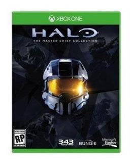 Video Juego Colección Halo Masterchief (xbox One)
