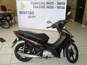 Honda Biz 125 Ex Preto 2016