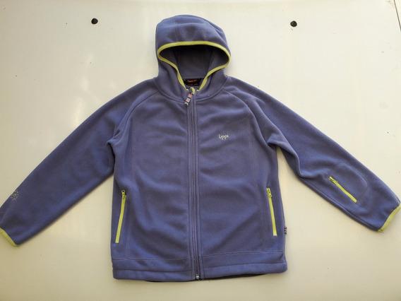Polar Lippi Original Niña Talla 9/10 Años Color Lila
