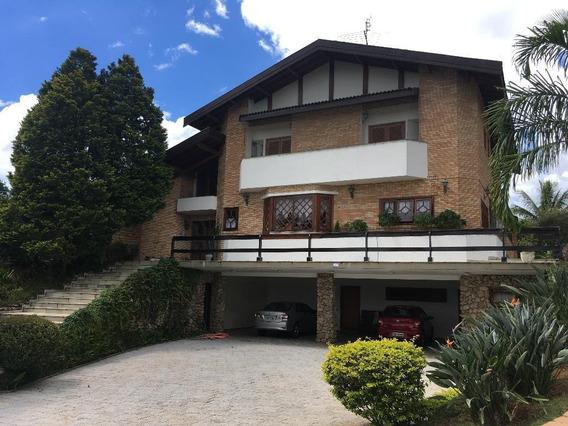 Casa Em Condomínio Terras De São José, Itu/sp De 650m² 4 Quartos Para Locação R$ 10.000,00/mes - Ca230662
