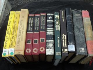 20 Livros De Direito Capa Duras Decoração Estantes