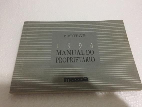 Mazda Protege 1994 Manual Proprietario Instrucoes 94