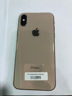 iPhone XS 64gb Gold Vitrine 12/s Juros