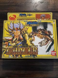 Caballeros Del Zodiaco Cáncer Bandai 1987