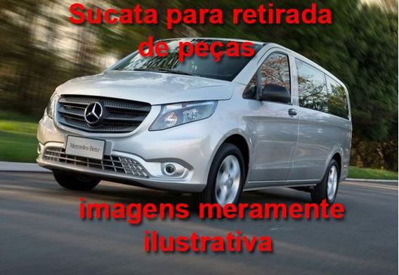 Sucata Vito 111 Cdi Furgão 1.6 Tb Diesel Mec Para Peças