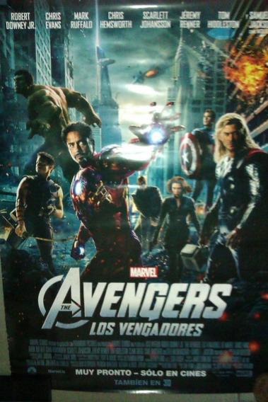 Super Lote 7 Posters / Afiche De Cine - A Un Precio De Locos