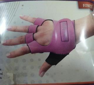 Luva Para Musculação Hidrolight Feminina P- Rosa