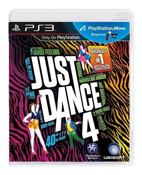 Jogo Just Dance 4 - Ps3 - Original