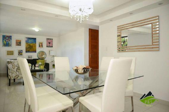 Apartamento De 2 Habitaciones En Piantini