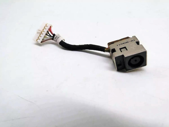 Power Jack (conector Da Fonte) Hp Pavilion Dm4 1000 Series