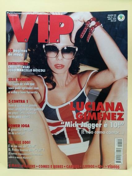 Revista Vip Luciana Gimenez