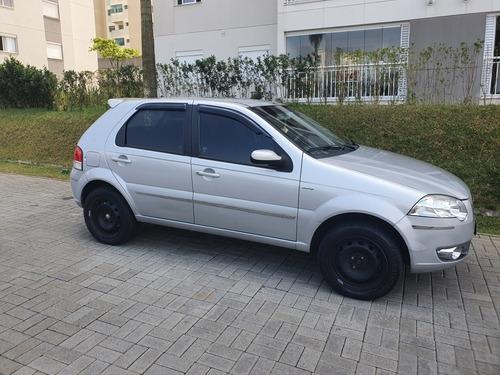 Imagem 1 de 7 de Fiat Palio 2010 1.8 Elx Flex Dualogic 5p