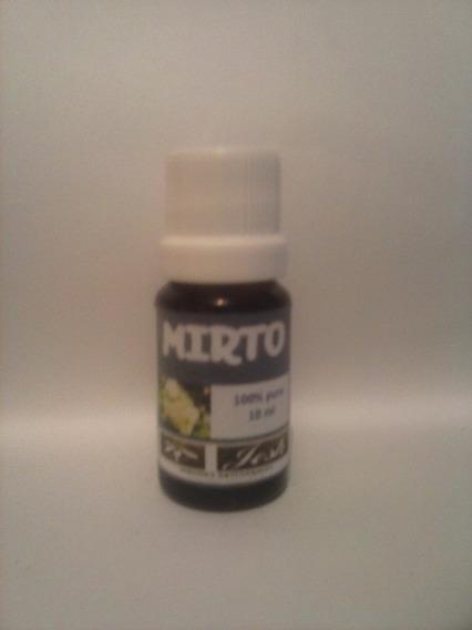 Aceite Esencial De Mirto 10 Ml.