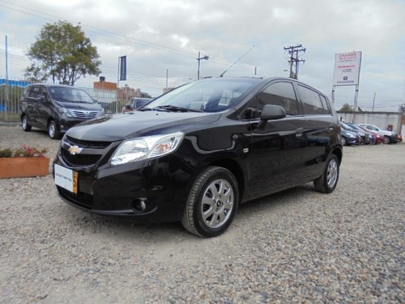 Chevrolet Sail Mt Hb