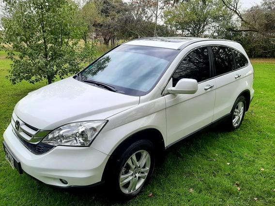 Honda Cr-v 2.4 Ex At 4wd (mexico) 2010